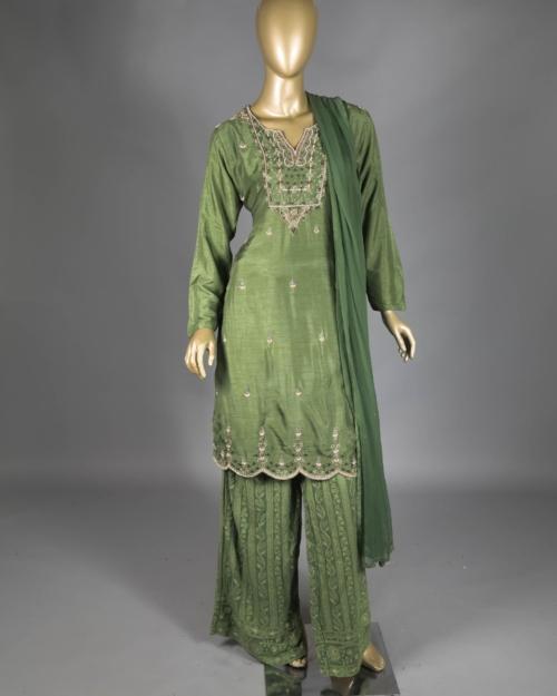 Ready To Wear - Leaf Green 5142
