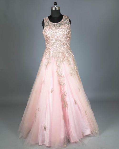 Ready To Wear - Powder Pink 2160