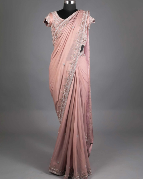 Saree - Ballerina Pink 3045